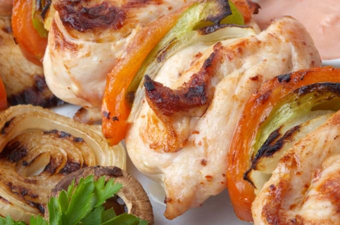 Как мариновать мясо в уксусе