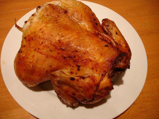 Как приготовить аппетитную курочку
