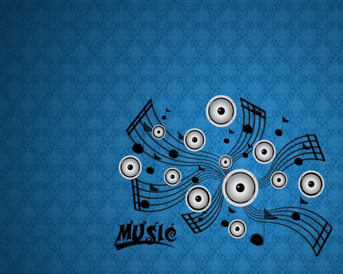Как прикрепить музыку к презентации