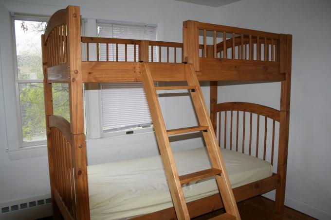 Как сделать двухъярусные детские кровати