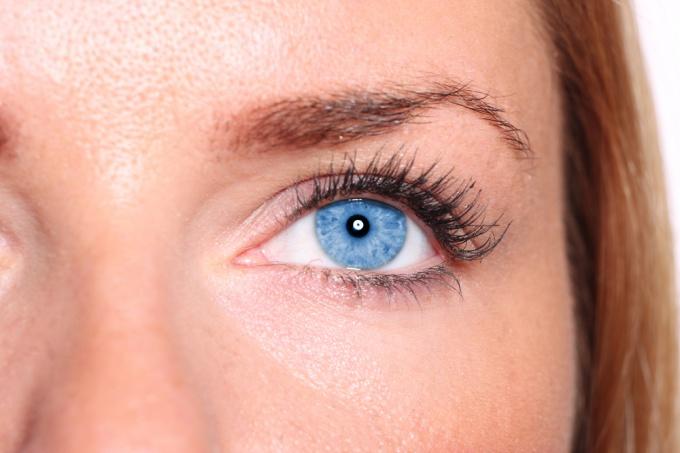 Как приподнять уголки глаз