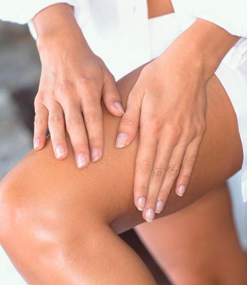 Как выпрямить колени