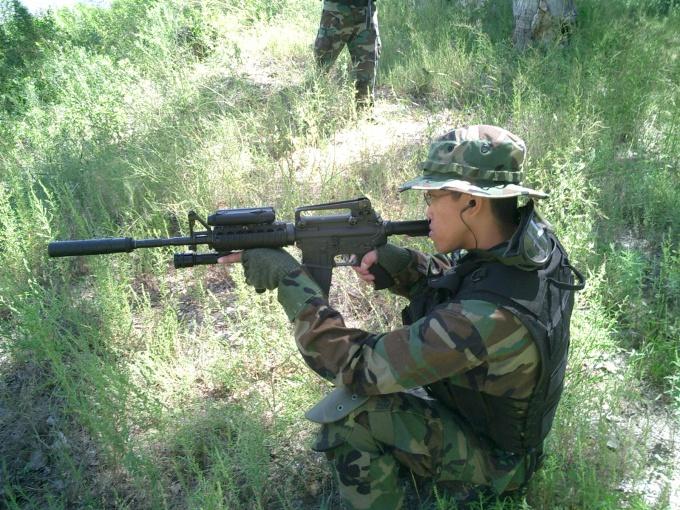 Как попасть в военную разведку
