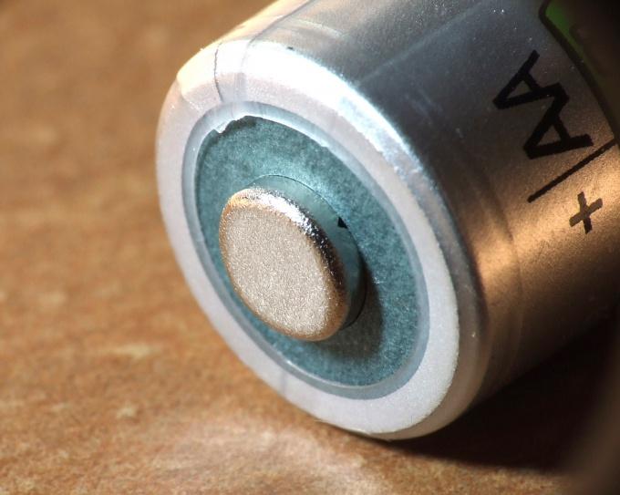 Как зарядить аккумулятор aa
