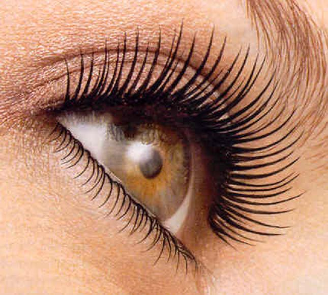 How to lengthen eyelashes folk remedies