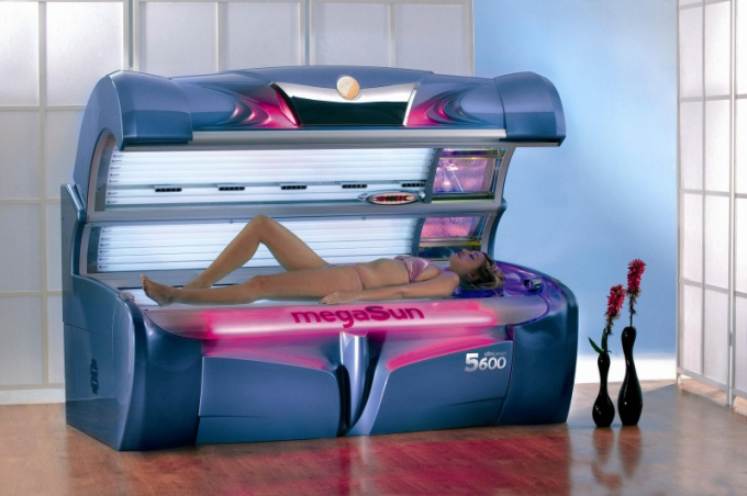 How to tan in tanning beds