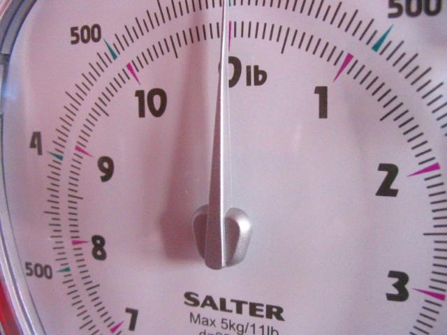 Как определить 100 грамм