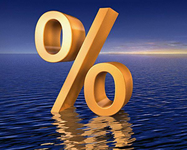 Как обнаружить процентную ставку