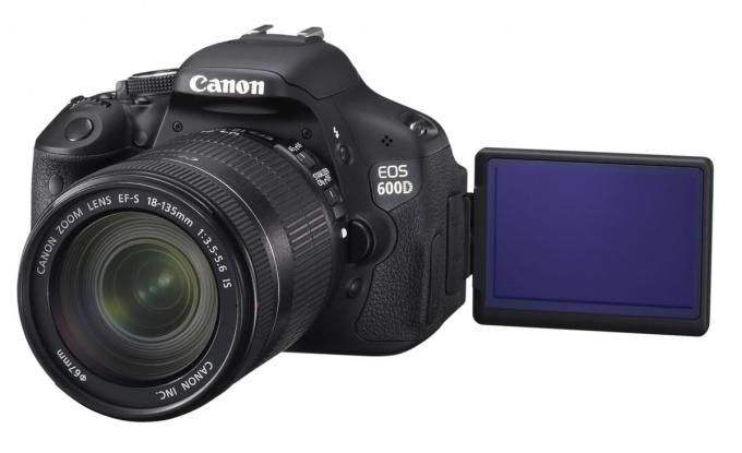 Как узнать пробег камеры