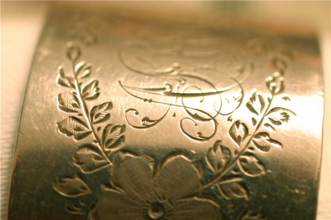 How to engrave on metal