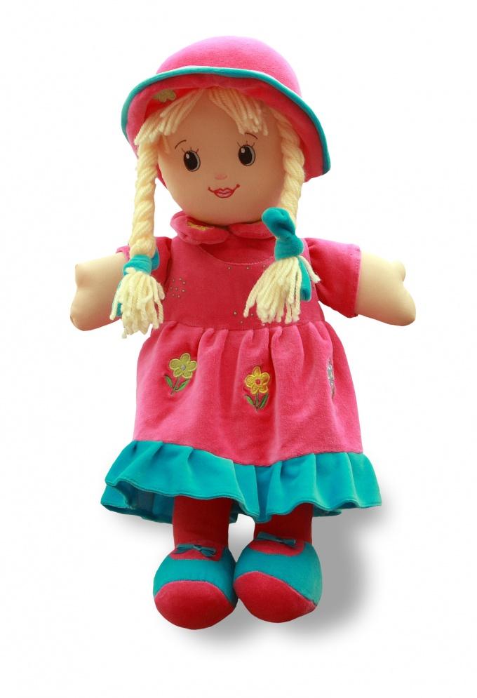 Как сделать самодельную куклу