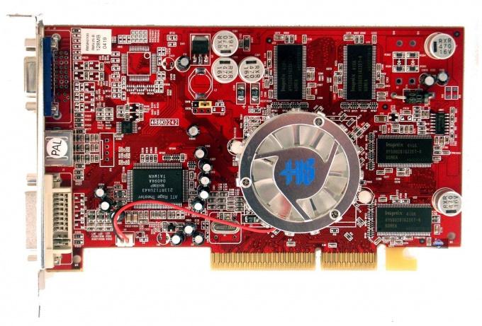 Как разогнать Radeon 9200