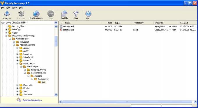 Как восстановить удаленый файл