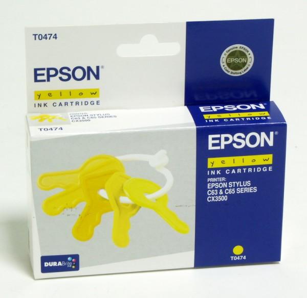 Как заправить струйный картридж Epson