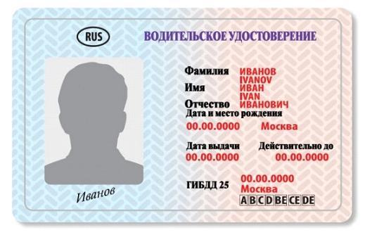Как получить удостоверение водителя