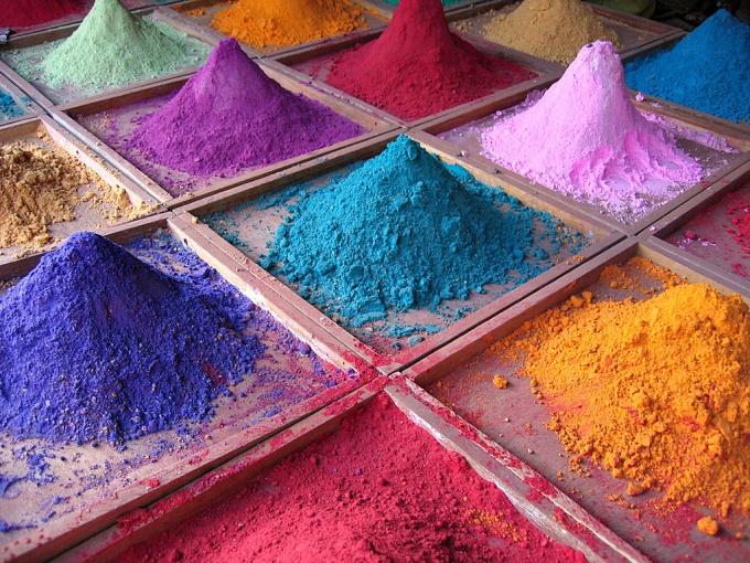 Как подобрать оттенок цвета