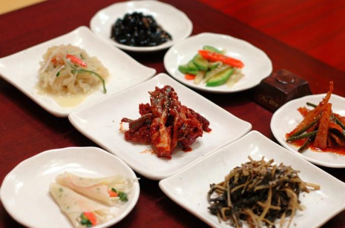 Как приготовить корейские блюда
