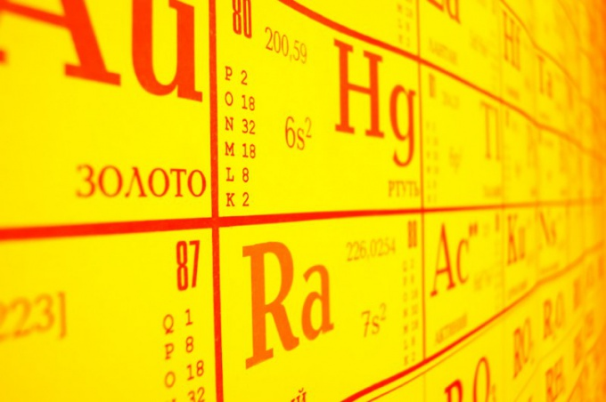 Как определить число протонов и нейтронов