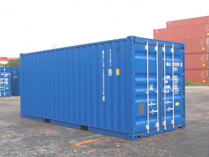 Как купить контейнер