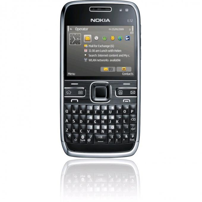 Как посмотреть версию Symbian