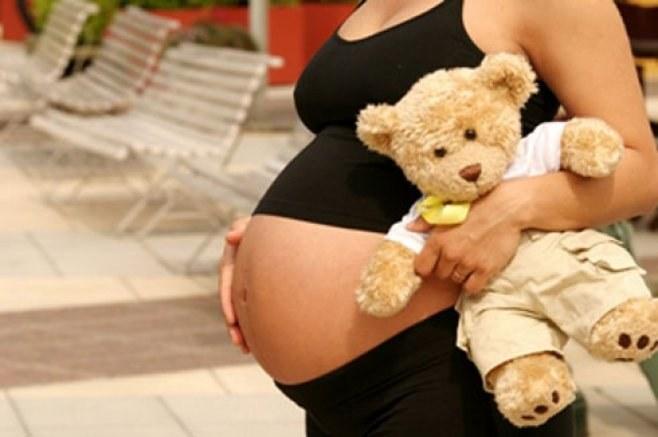 Как избавиться беременной от запора