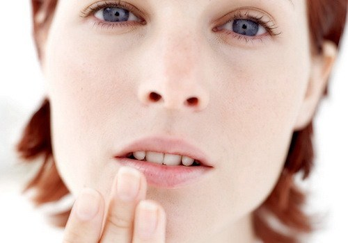 How to treat the wound on the lip