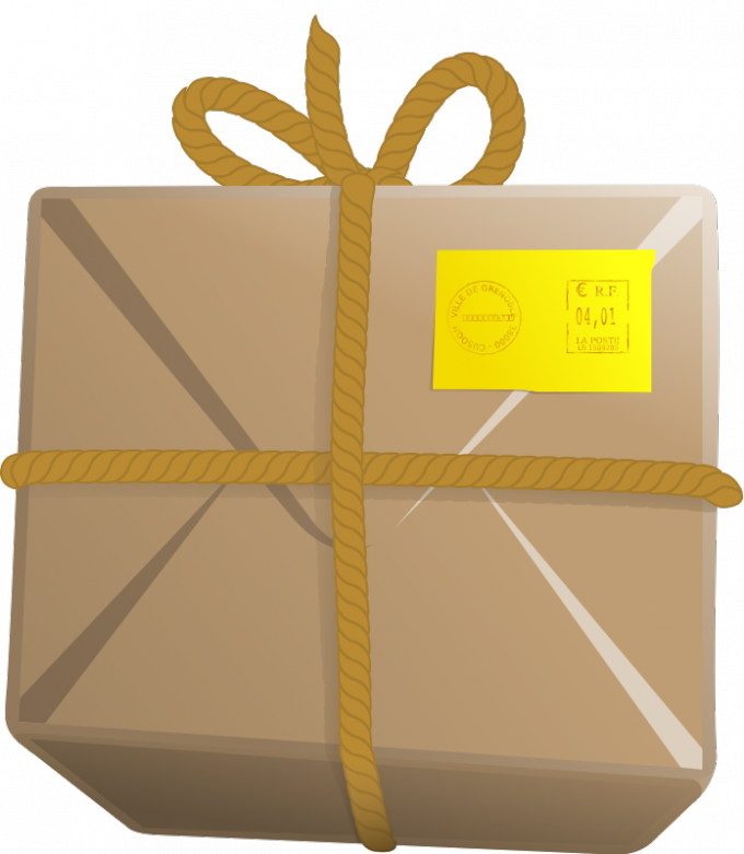Как отправить посылку в Петербург