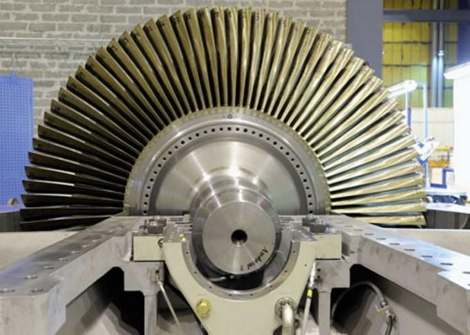 Как сделать паровую турбину