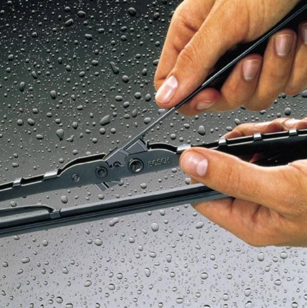 Как заменить стеклоочиститель на ВАЗ