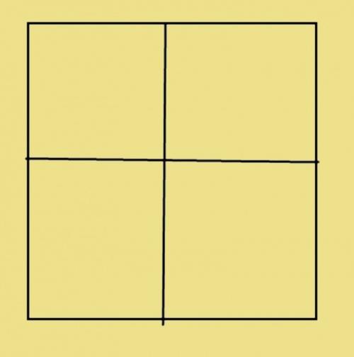 Нарисуйте квадрат