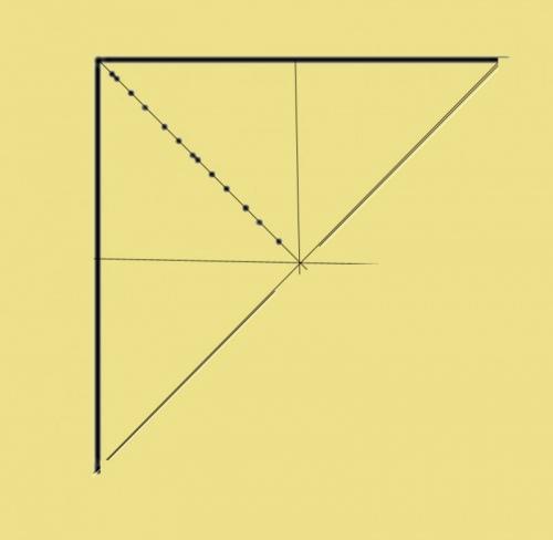 Еще раз сложите квадрат