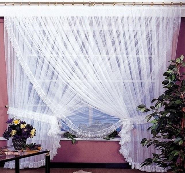 Как отбелить шторы
