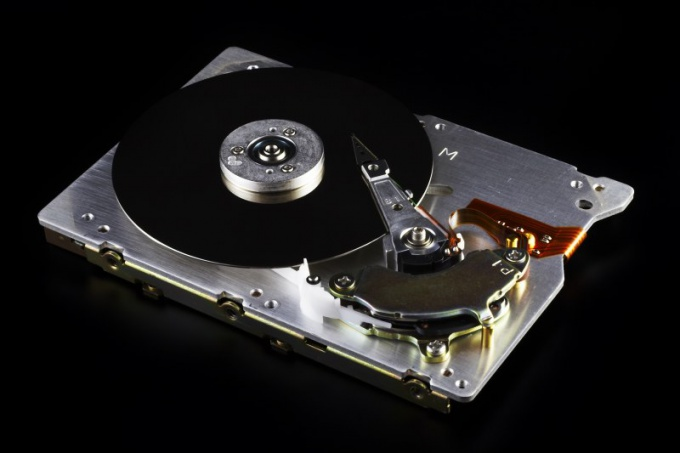 How to increase memory on disk