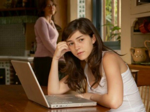 Как отучить подростка от компьютера