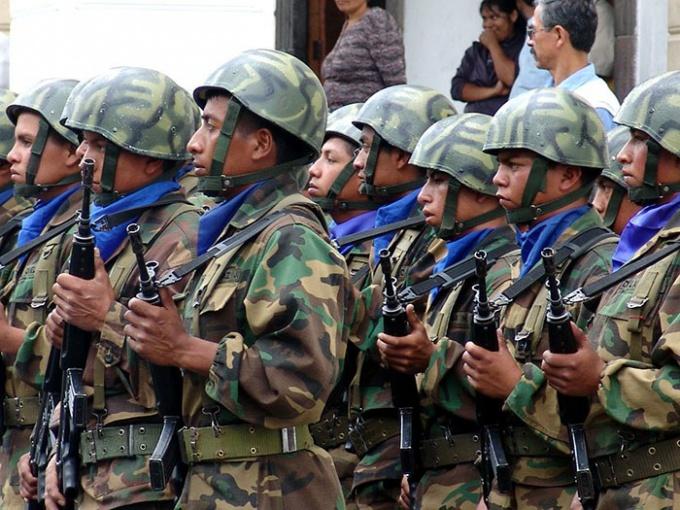 Что такое милитаризация