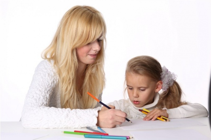 How to teach children to write uppercase letters