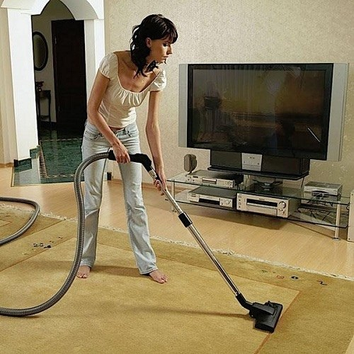 How to get yourself to clean the house