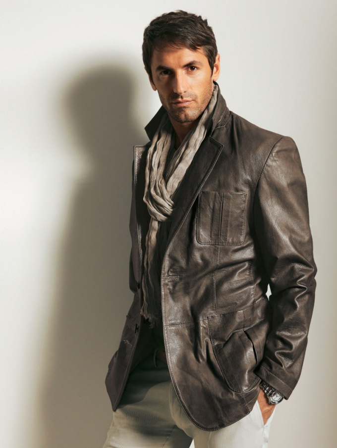 How to restore a leather jacket