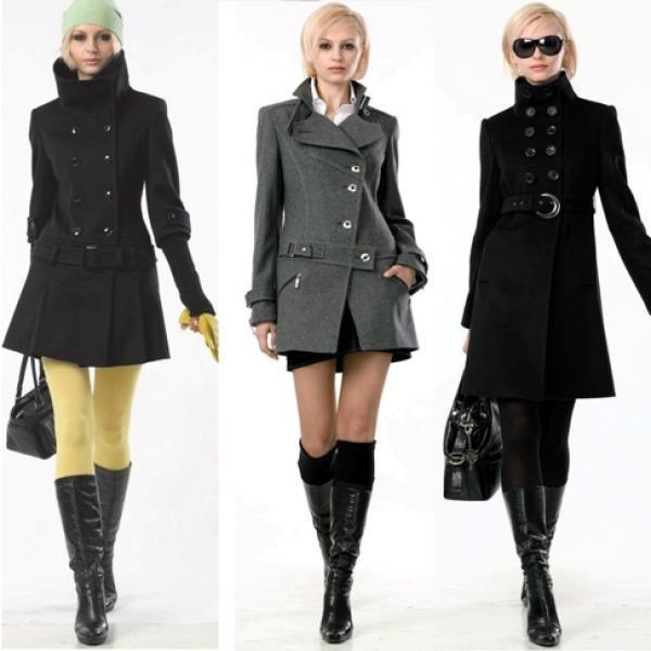Как сшить модное пальто