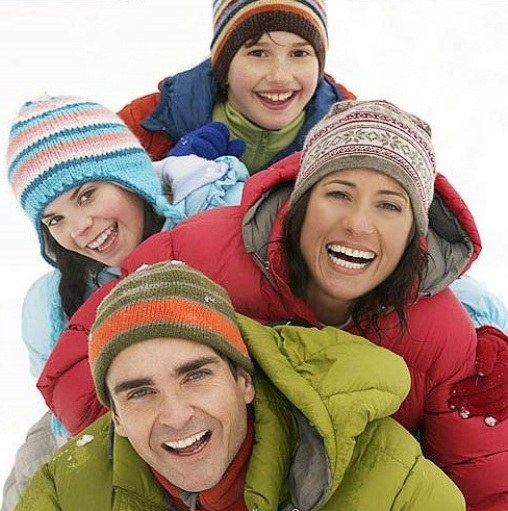 Как провести новогодние каникулы с семьей