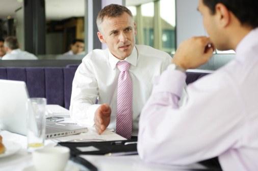 Как начать разговор с работодателем