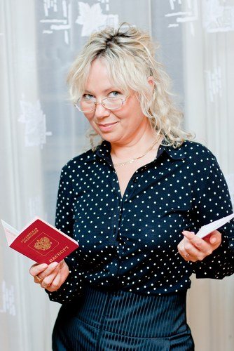 How to change name and surname in the passport