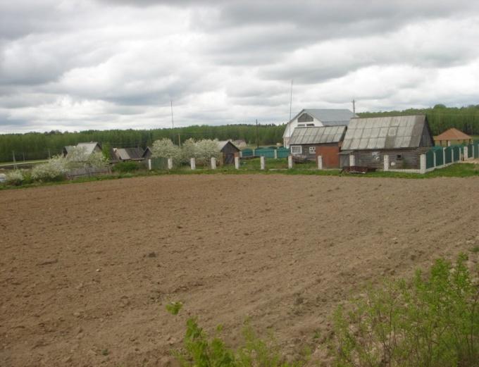 Как получить право собственности на земельный участок