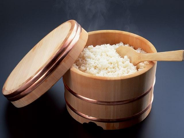 Как сохранить рис