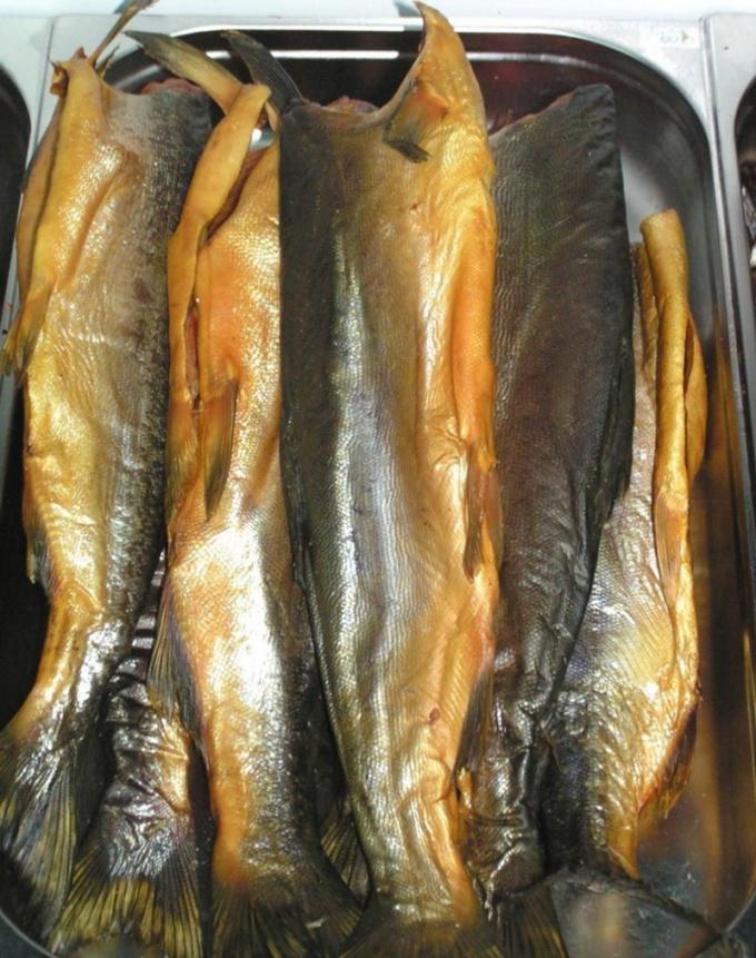 Как коптить рыбу жидким дымом