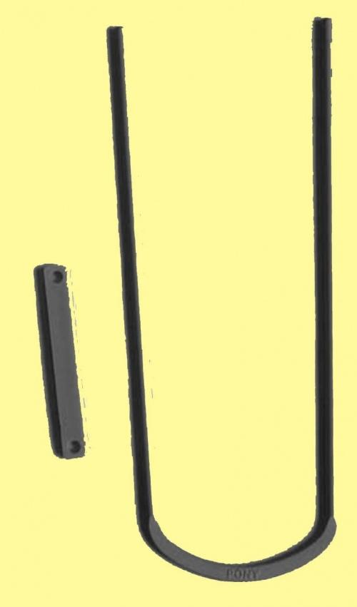 Вилка представляет собой согнутую дугой металлическую проволоку