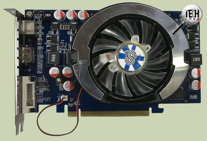 How to determine the fault of the video card