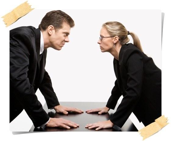 Как погасить конфликт