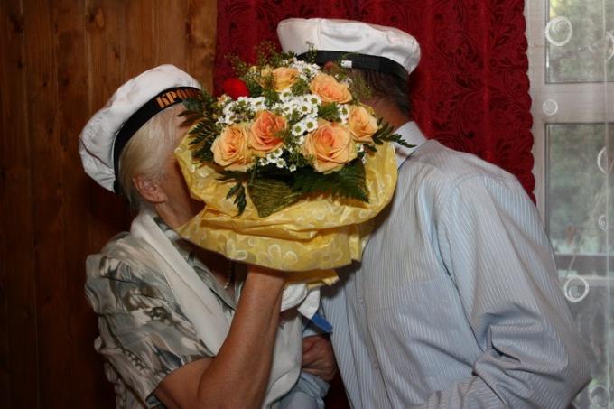 Как отпраздновать золотую свадьбу