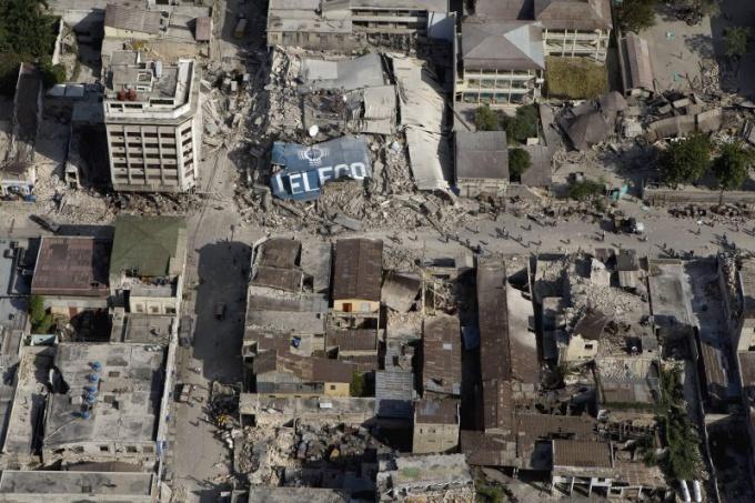 Что такое землетрясение